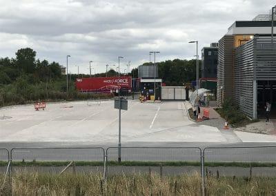 Amazon Multi-Storey Car Park, Manchester
